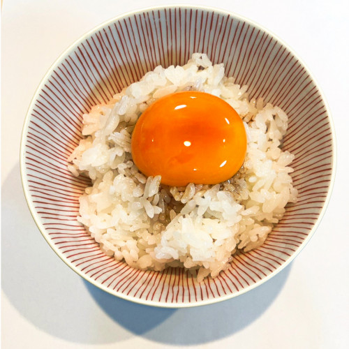 減塩55%根こんぶ醤油レシピ『何倍でも食べれる卵かけご飯』5a.jpg