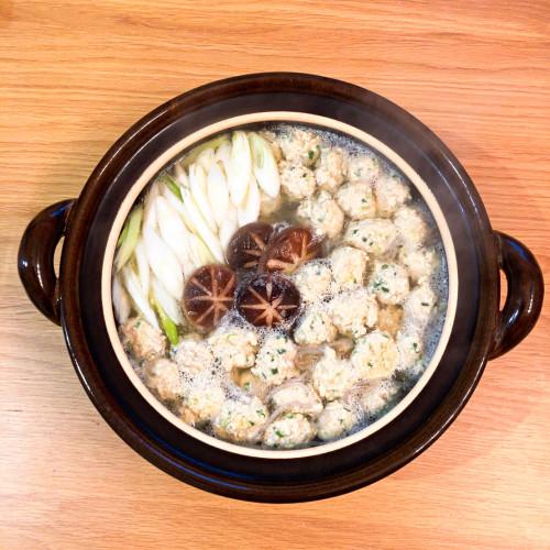 旨だし酢極(かつお節発酵酢)レシピ『ダブルの出汁でさっぱり美味しい肉団子』a.jpg