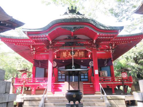井の頭弁財天社1:(2018.08.05) By Kikutani.JPG