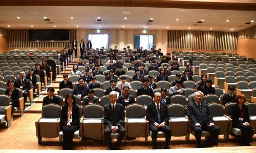 【広島ピースメモリアルウインドオーケストラプロジェクト/2021年度ジュニアウインドオーケストラ広島 開講式】