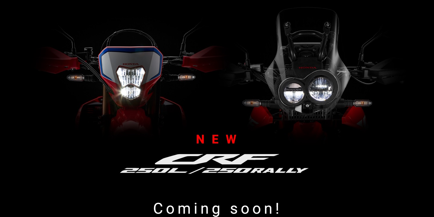 NEW CRF  Comming soon!