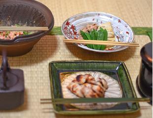 懐石料理事例3