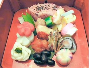 懐石料理事例6