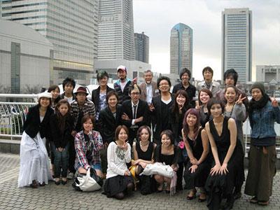 二俣川メンズ専用美容院バルビエーレ | 竹内稔と仲間達
