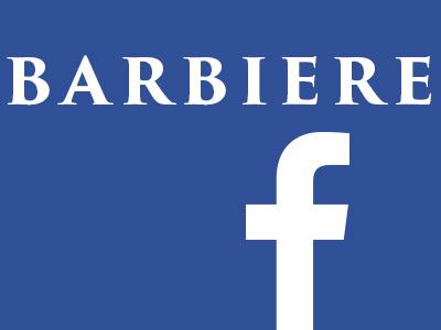 二俣川(横浜)メンズ専門美容院・美容室 Barbiere バルビエーレ | FACEBOOKアイコン