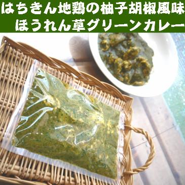 グルメ惣菜セット はちきん地鶏ほうれん草グリーンカレー1.jpg