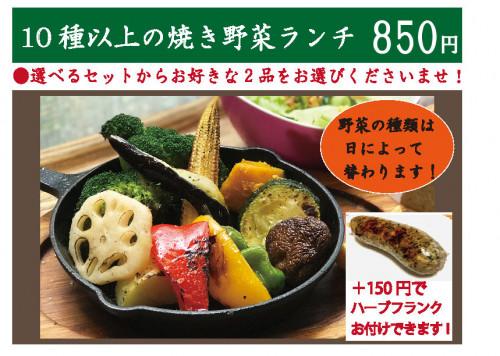 10種以上の焼き野菜ランチ ソイミート無し.jpg