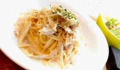 ●鶏挽き肉とゴボウのスパゲティ.jpg