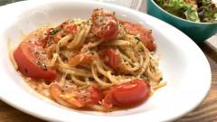 ●丸ごとトマト1個を使ったアンチョビ風味スパゲティ.jpg