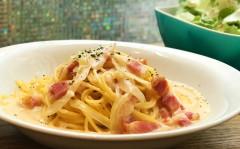 ●イベリコ豚ベーコンと玉葱のビーフクリームスパゲティ.jpg
