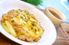 ●鶏肉と長ねぎのとろとろ卵あんかDON.jpg