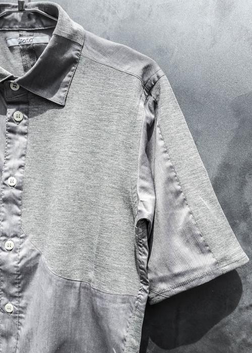ZT-SH001 半袖グレーシャツ7.jpg