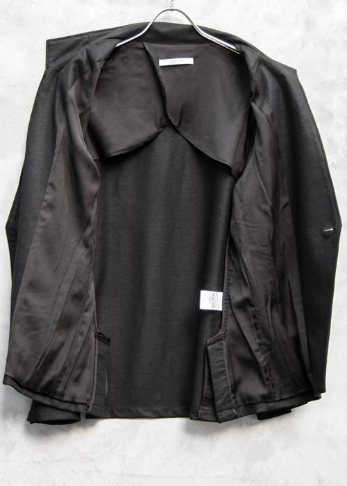 ワンボタンジャケット黒×黒7.jpg