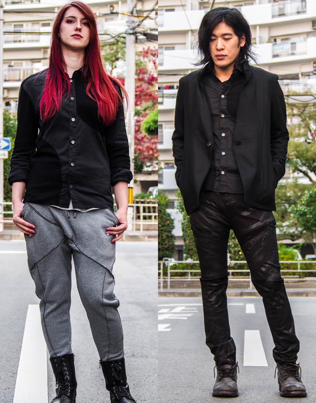 ユニセックス ブラックシャツ.jpg