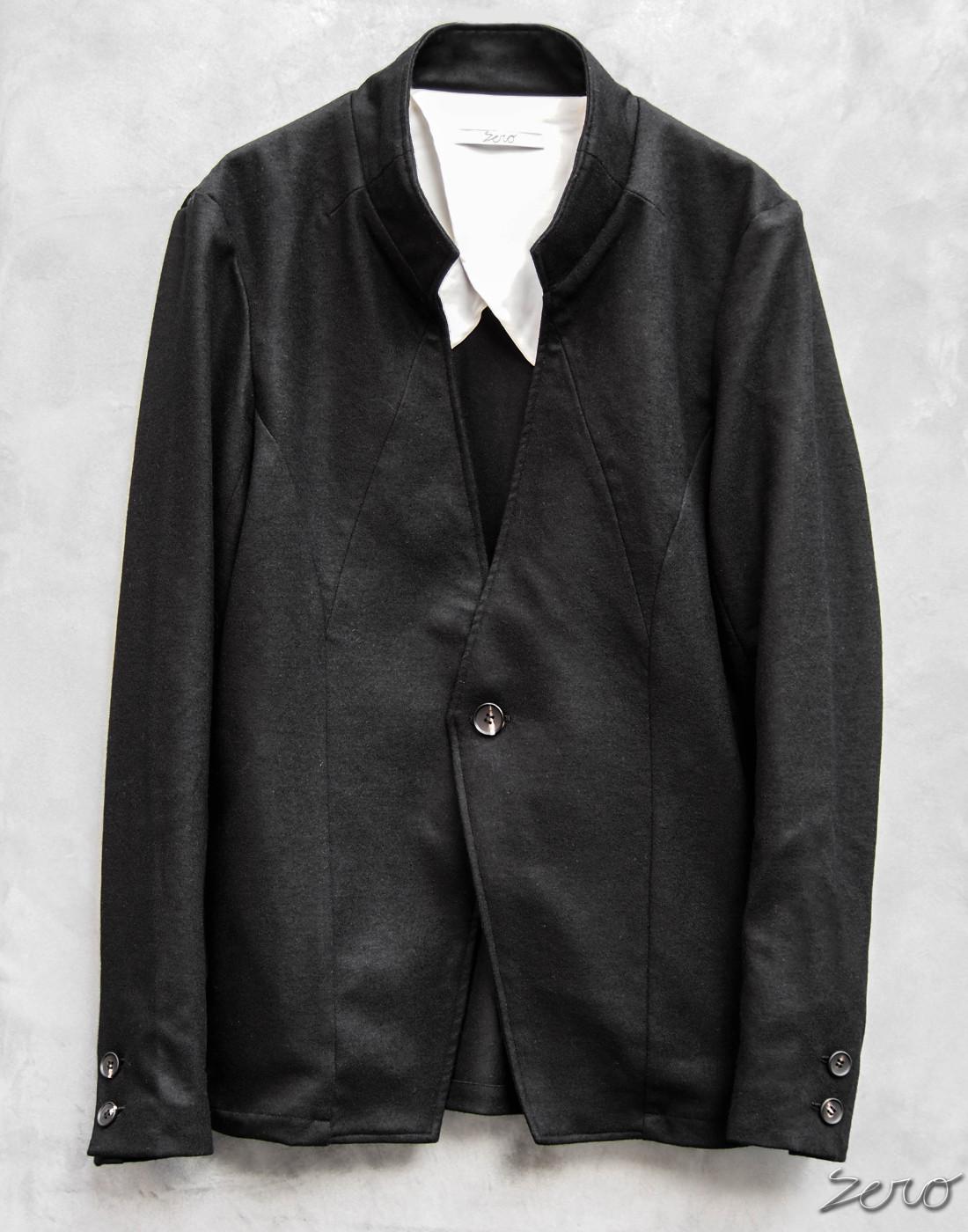 ワンボタンジャケット黒×白.jpg