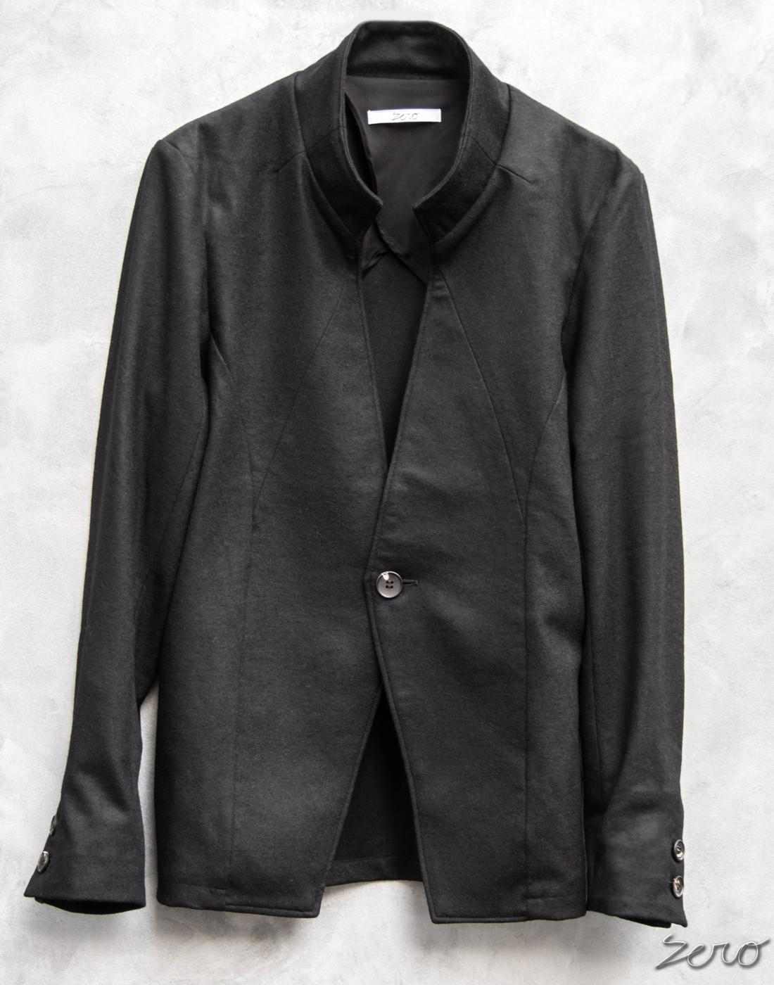 ワンボタンジャケット黒×黒.jpg