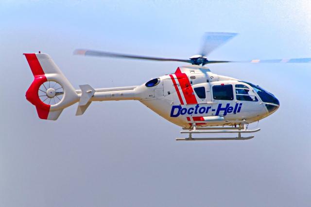 空飛ぶ救急室「ドクターヘリ」とは?