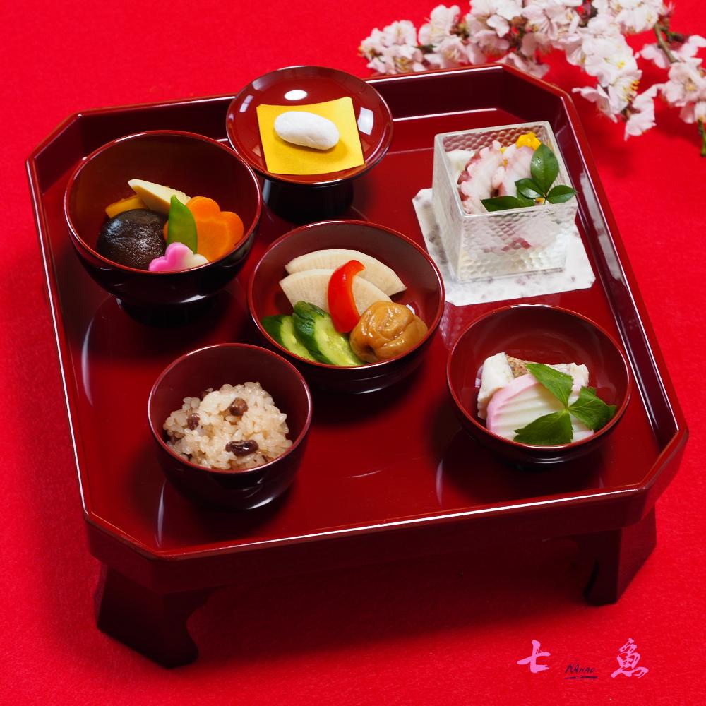 【大人気】1日で4組のお食い初め!