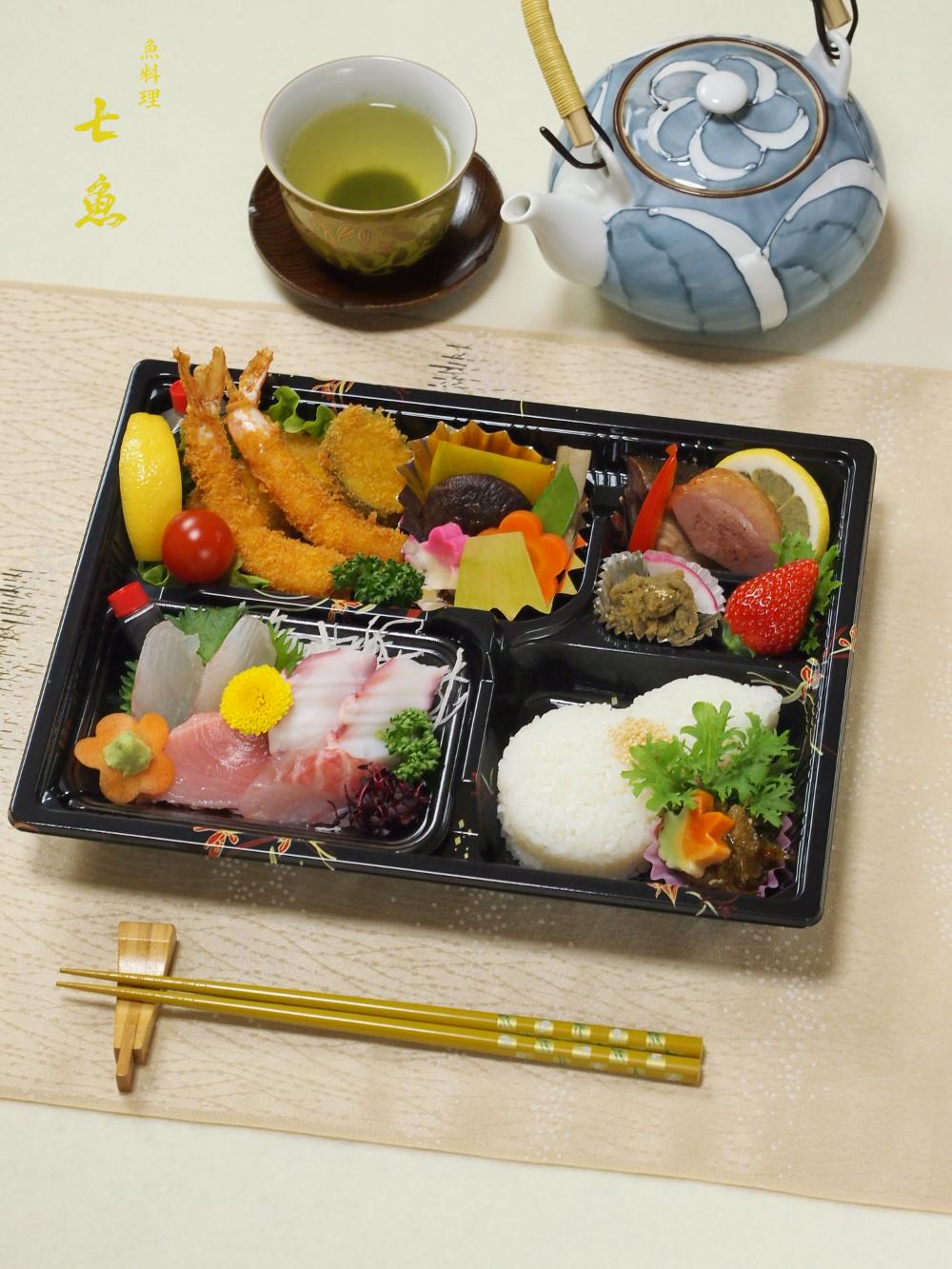 【大量注文可】富士見台に仕出し弁当の宅配