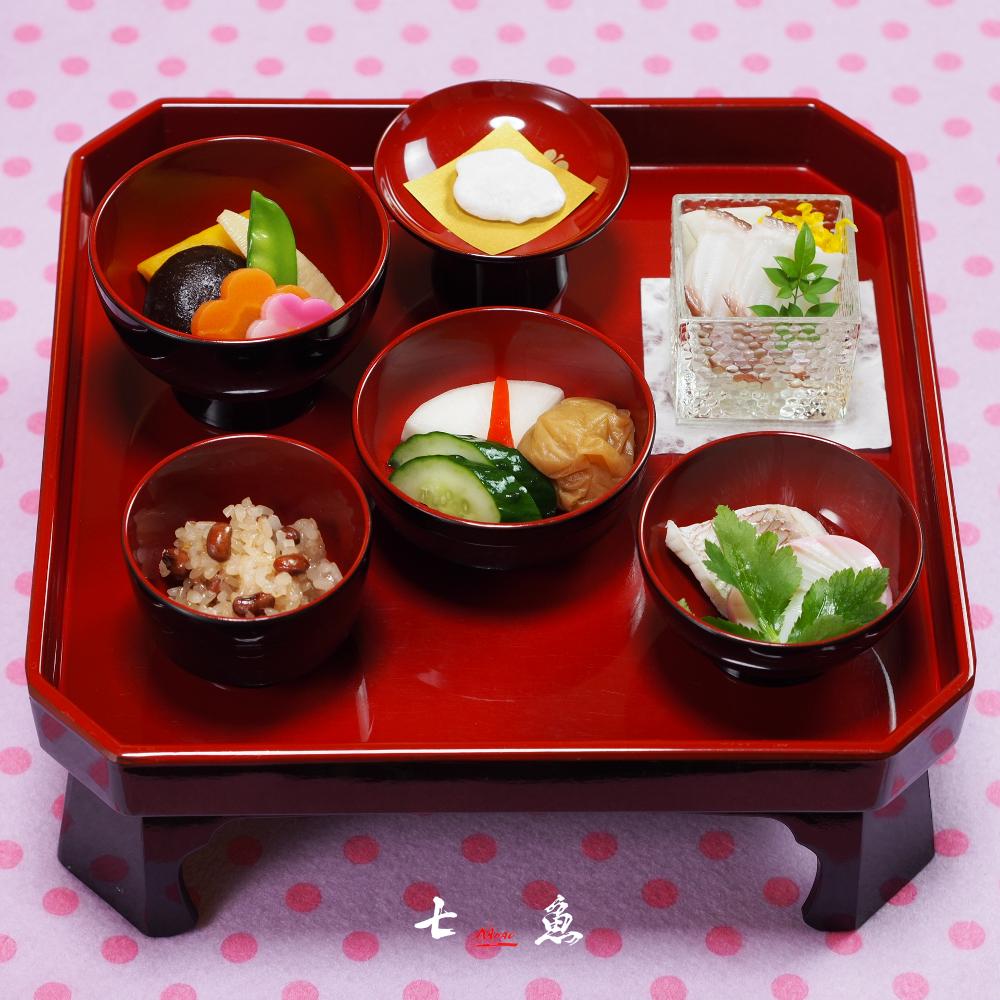 【500組の実績】土支田へお食い初めの仕出し宅配