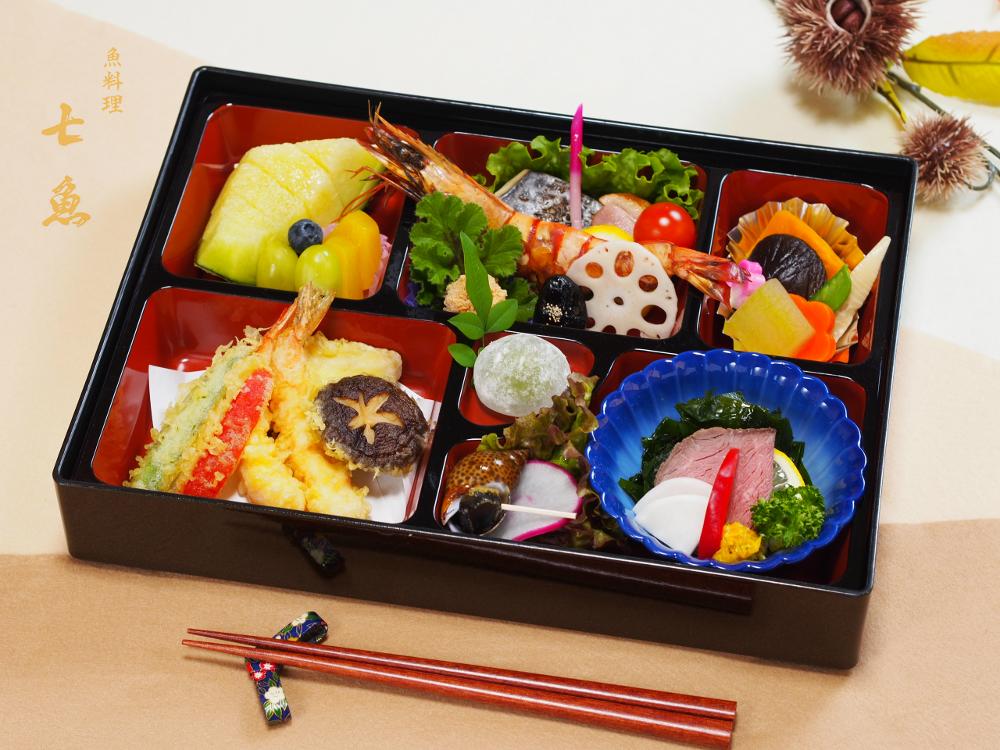 【520組の実績】桜台へお食い初めの仕出し配達