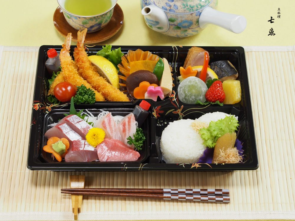 【お持ち帰り】魚料理のテイクアウト承り中!