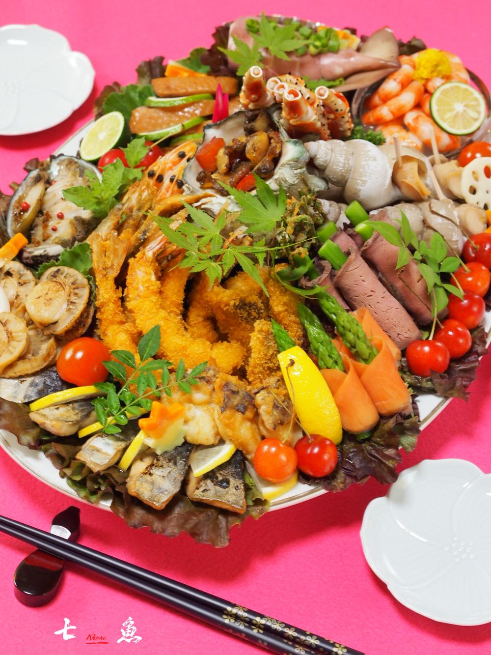 【配達】歓送迎会料理の予約受付中!