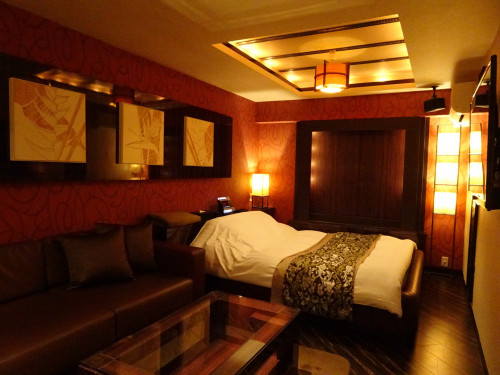ホテル シャトーのおしゃれなスタンダード客室 4号室