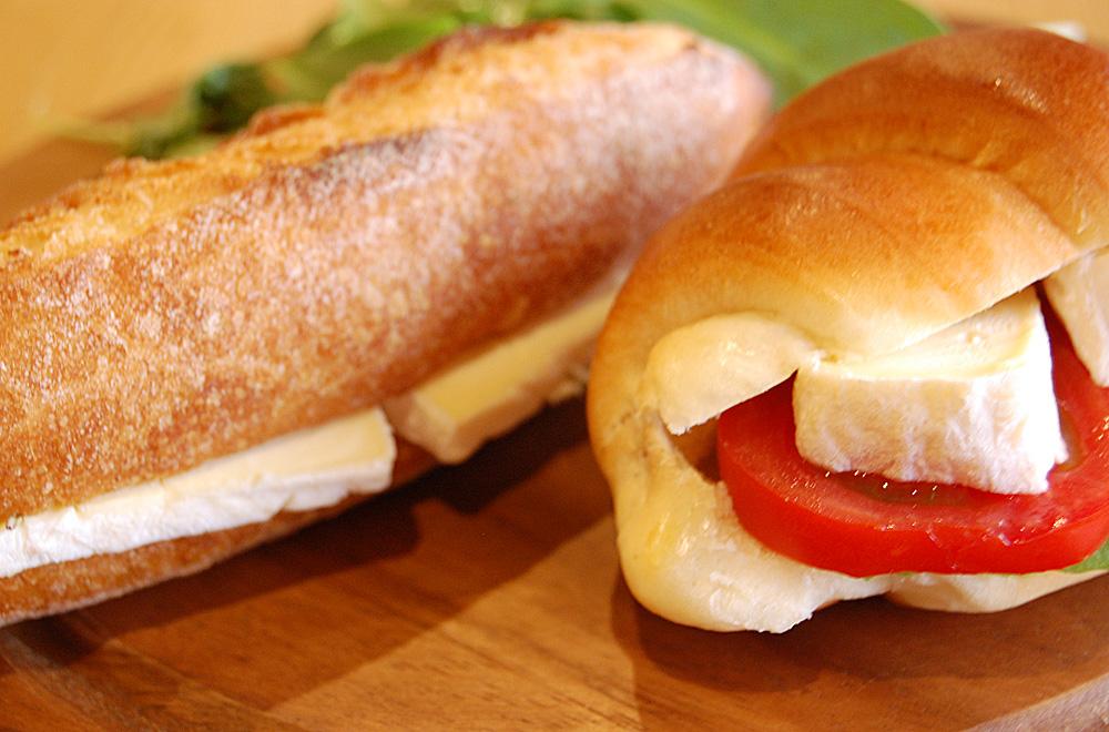 サンドイッチに