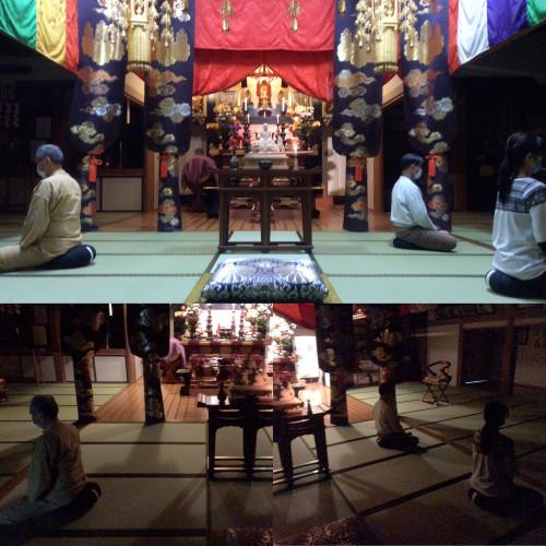 1月お寺でヨガ・坐禅会のお知らせ^_^!