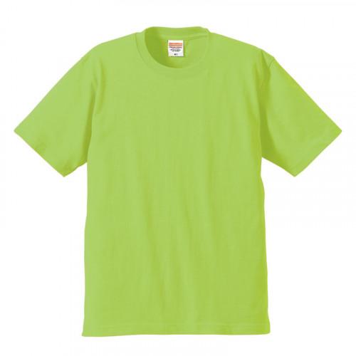 6.2オンスTシャツライムグリーン 5942-01-036.jpg