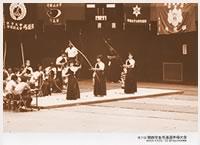 弓道大会の様子