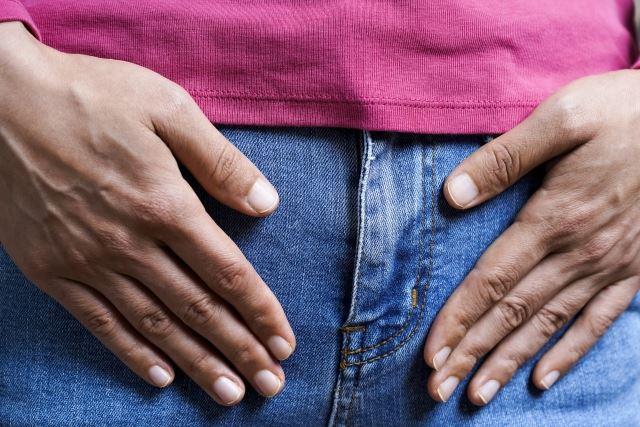 膀胱炎のイメージ