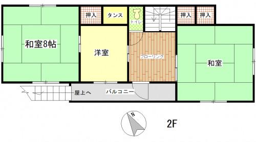三原3丁目売家2f.jpg