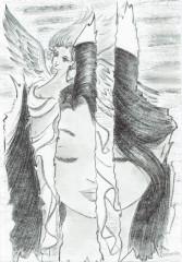 アモーレ銀座ギャラリーサロン展「天使」2014.jpg