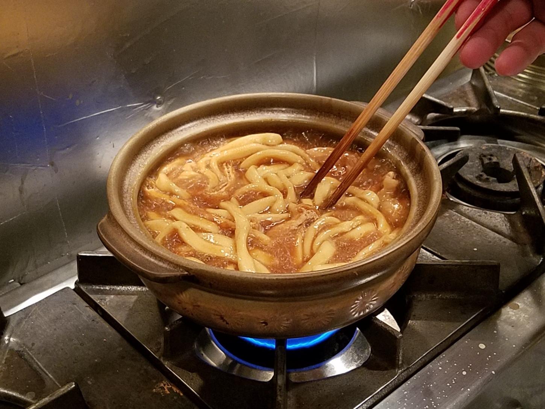 煮込み レシピ 味噌 うどん