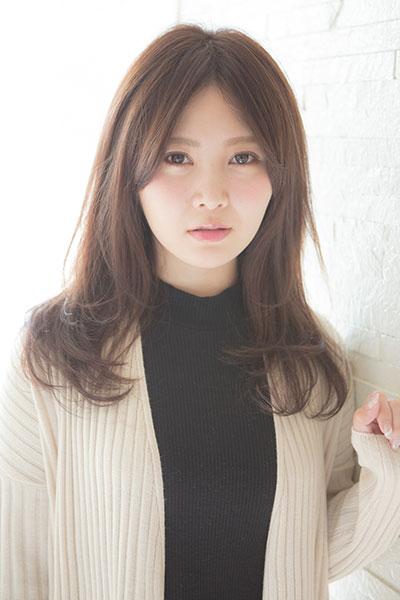 相模大野の「傷まない」縮毛矯正とカラーがオススメの美容院 | Keshiki | セミディのストデジスタイル