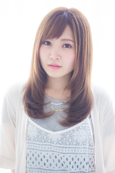相模大野の「傷まない」縮毛矯正とカラーがオススメの美容院 | Keshiki | 王道大人系ストレートスタイル
