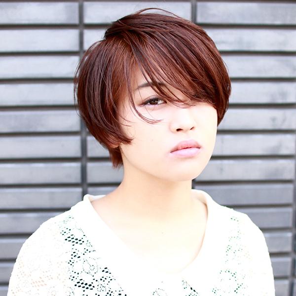 京都市河原町の美容院(美容室)『geek hair』大人ショートスタイル