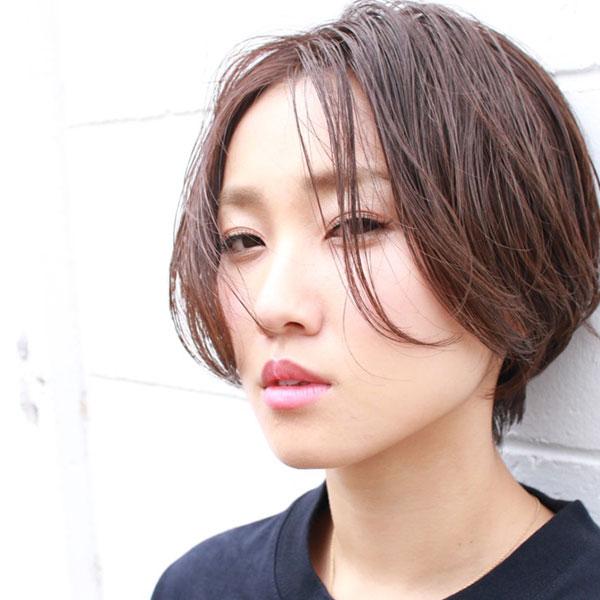 京都市河原町の美容院(美容室)『geek hair』 ハンサムショート