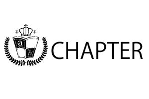 北花田メンズ専門美容院(床屋) | CHAPTER ロゴ