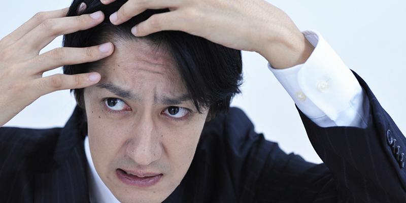 堺市北花田のメンズ専門美容院CHAPTER | 薄くなる頭を機にする男性