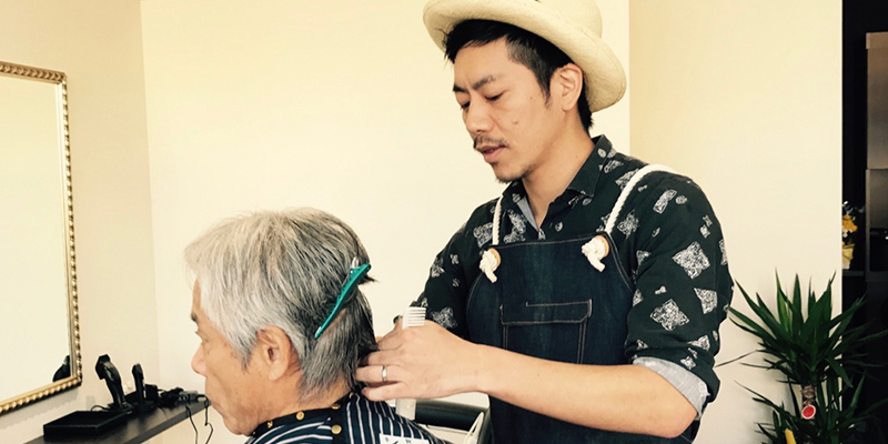 藤枝・焼津のメンズ専門美容院 | ROYAL VOX イメージ