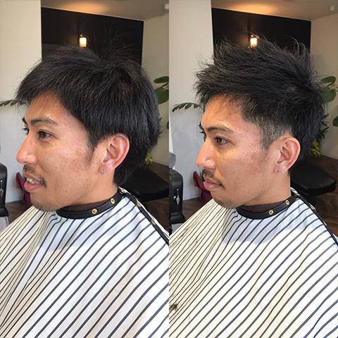 藤枝・焼津のメンズ専門美容院 | ROYAL VOX ヘアスタイル