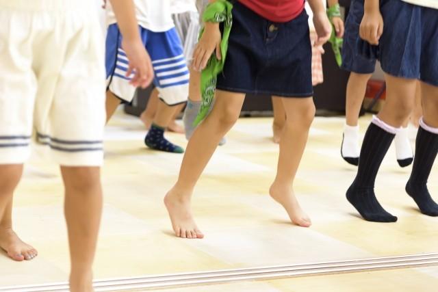 幼児から始められる横浜のキッズダンススタジオ~ジャズダンスのレッスンも可能~
