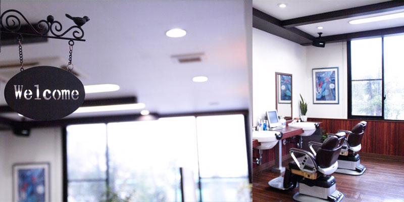 彦根市メンズ専門美容室 | dresshair イメージ