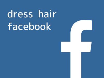 彦根市メンズ専門美容室ドレスヘアーfacebook