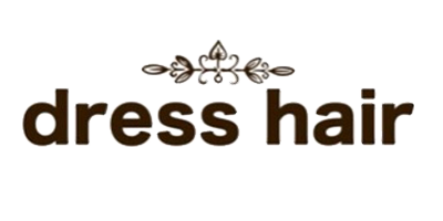 彦根市メンズ専門美容室 | dresshair ロゴ