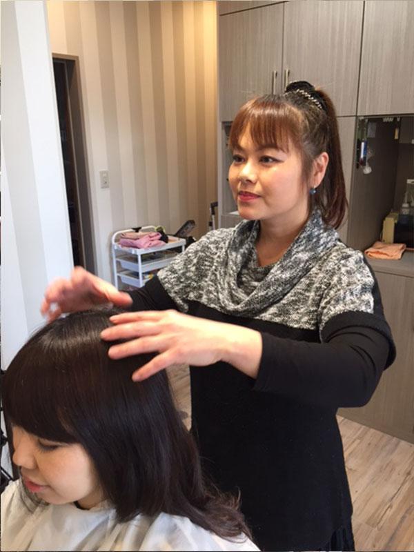 一宮市で人気の美容院 | seven+ 坂根亜由美