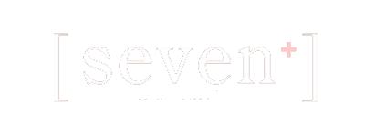 一宮市で人気の美容院 | seven+ ロゴ